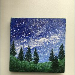 Little Canvas Painting Ideas
