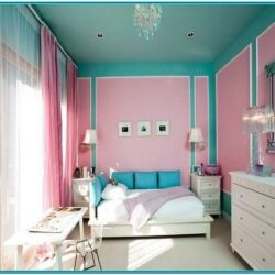 Little Girl Bedroom Paint Ideas