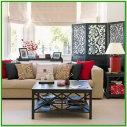 Living Room Furniture Asian Decor