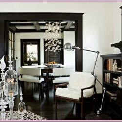 Living Room Paint Ideas Dark Wood Trim