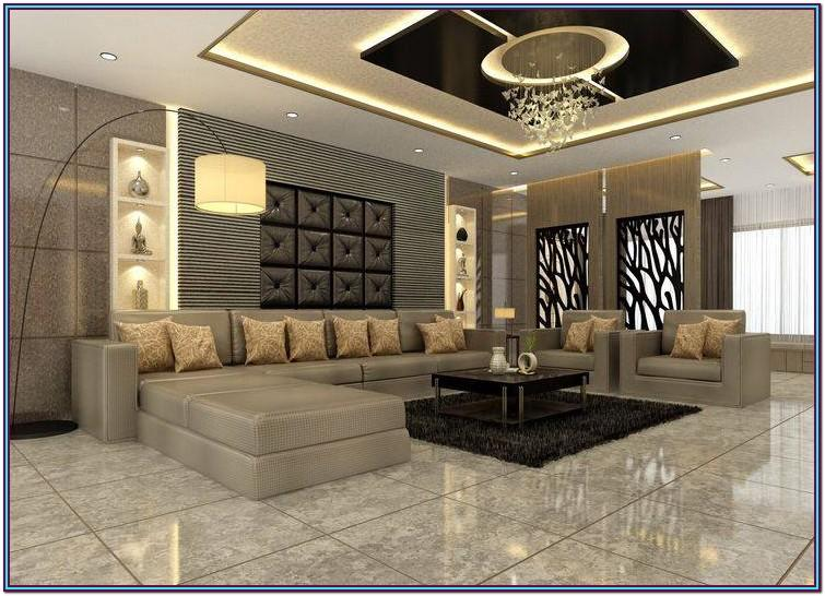 Living Room Wall Ideas 2019