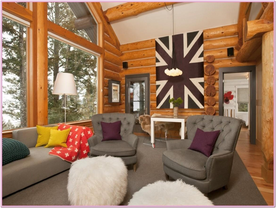 Log Cabin Interior Paint Ideas