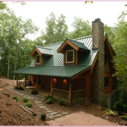 Log Cabin Paint Colors Exterior