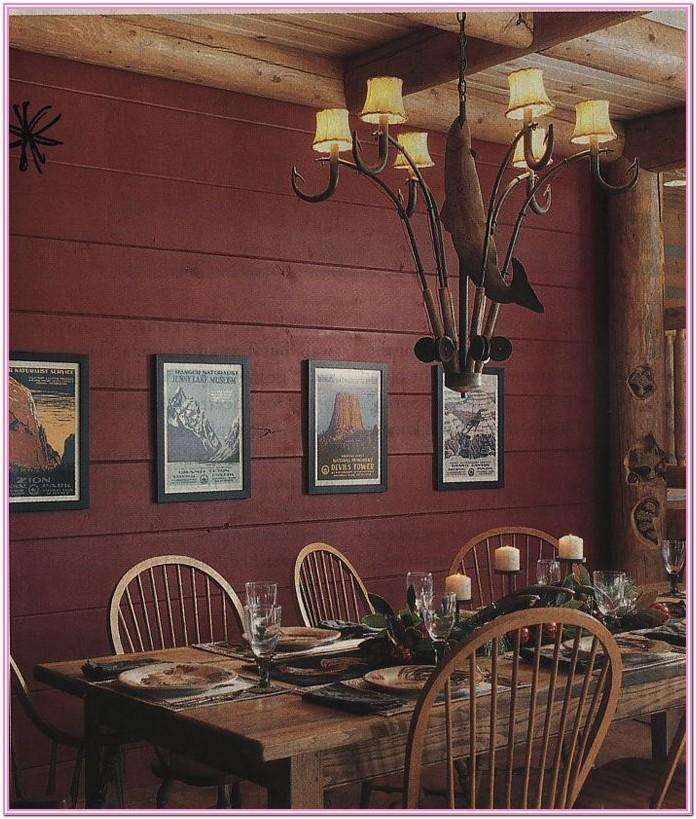 Log Cabin Paint Colors Interior