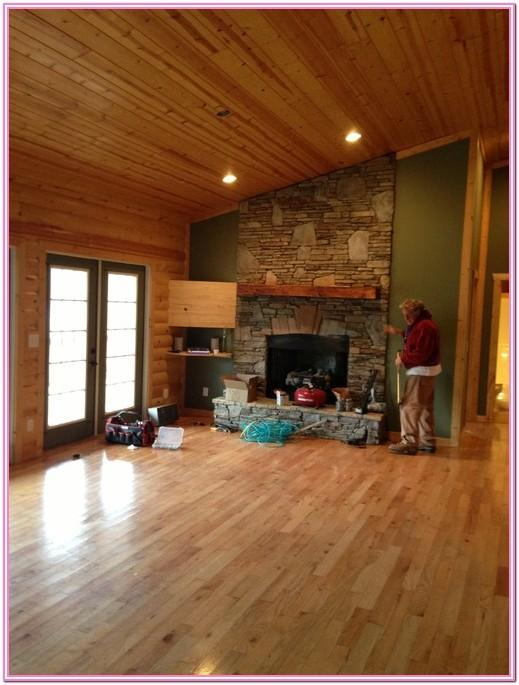 Log Cabin Paint Colors