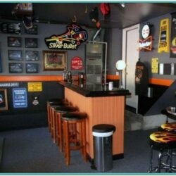 Man Cave Paint Color Ideas