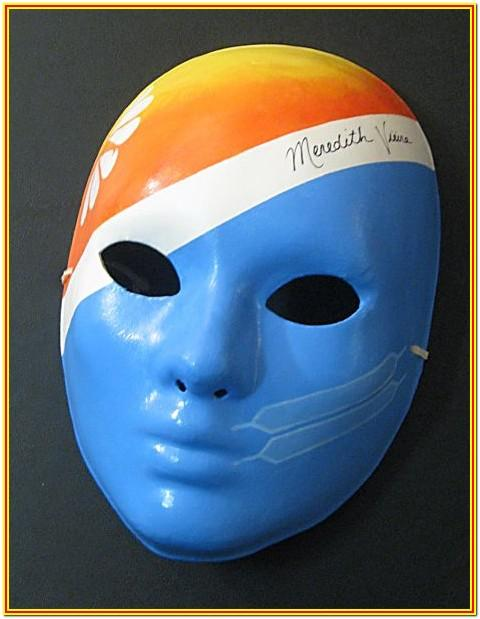 Mask Painting Ideas