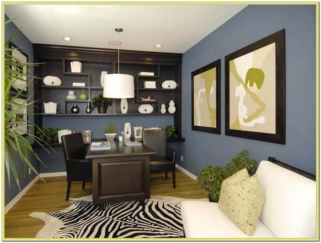 Mens Office Paint Color Ideas