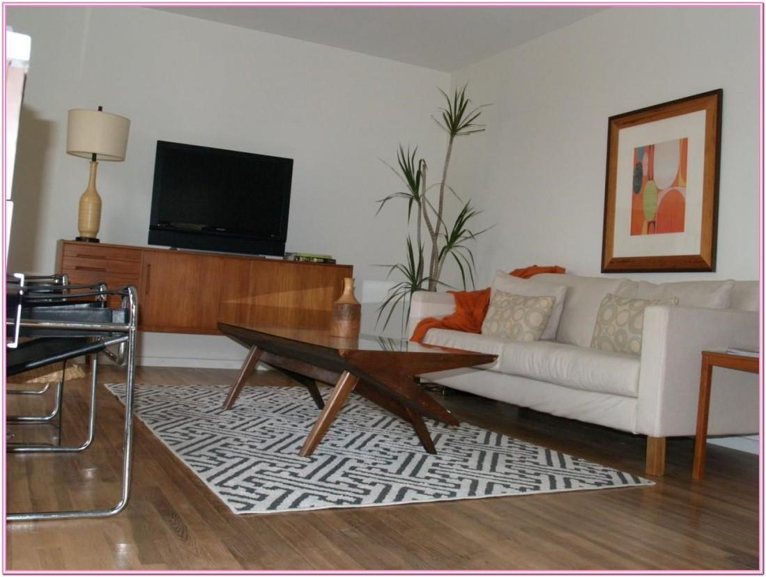 Mid Century Modern Paint Colors Living Room
