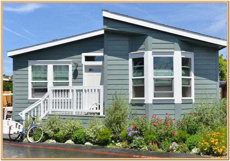 Mobile Home Exterior Color Schemes