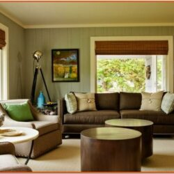 Modern Family Room Paint Ideas