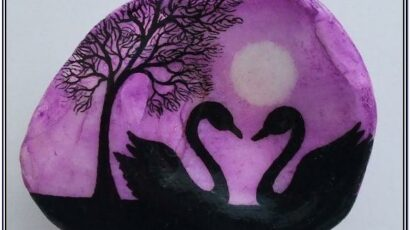 Mother's Day Rock Painting Ideas