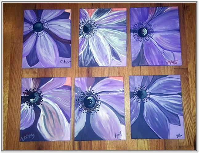 mothers day sip and paint ideas