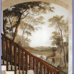 Mural Painting Ideas Nature