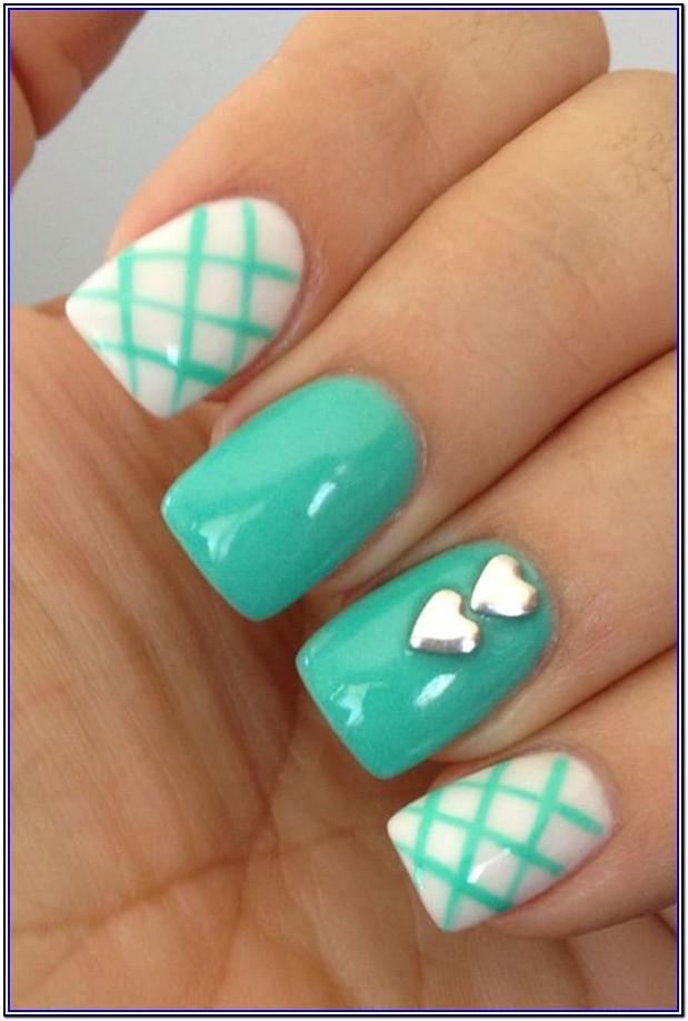 Nail Polish Ideas For Beginners