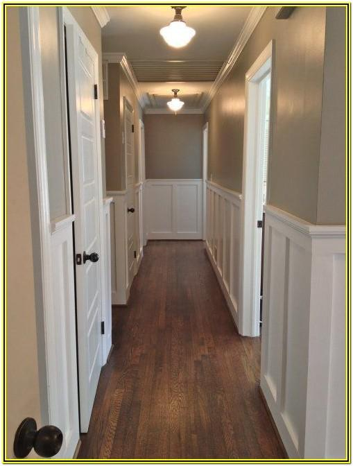 Narrow Hallway Paint Color Ideas