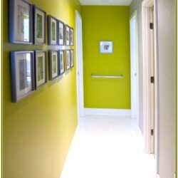 Narrow Hallway Paint Colour Ideas