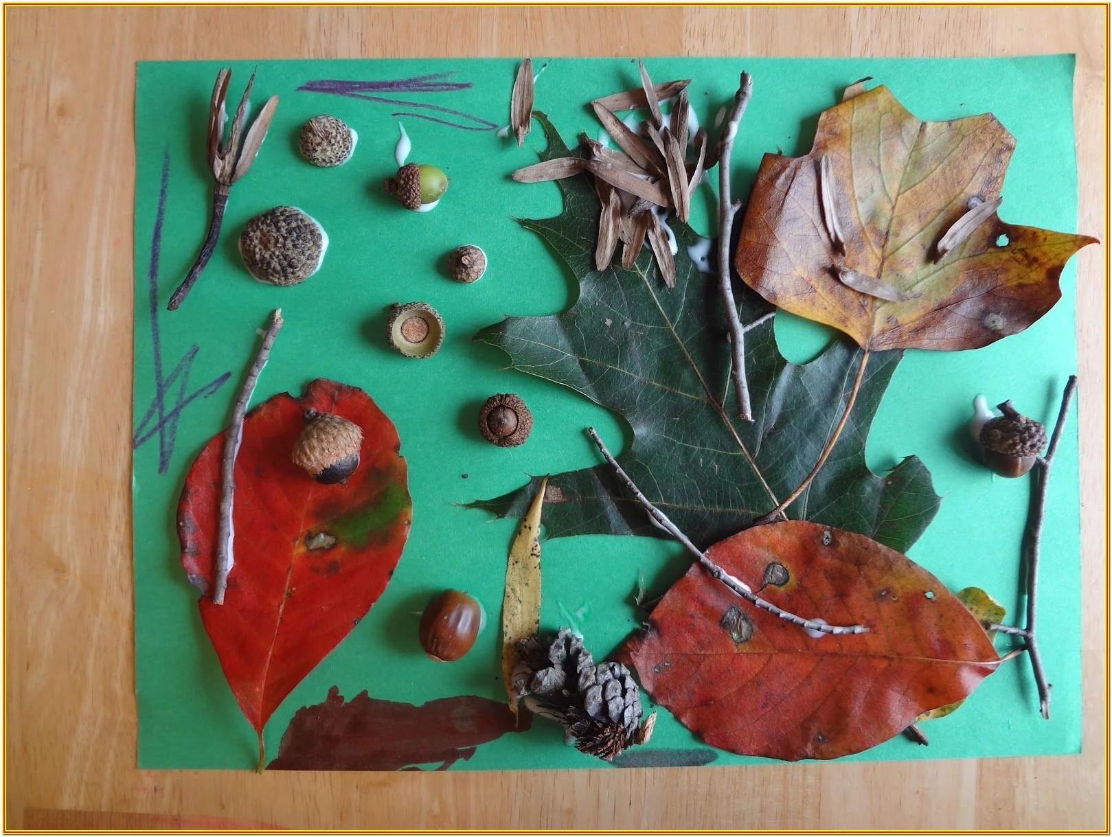 Nature Painting Ideas For Toddlers