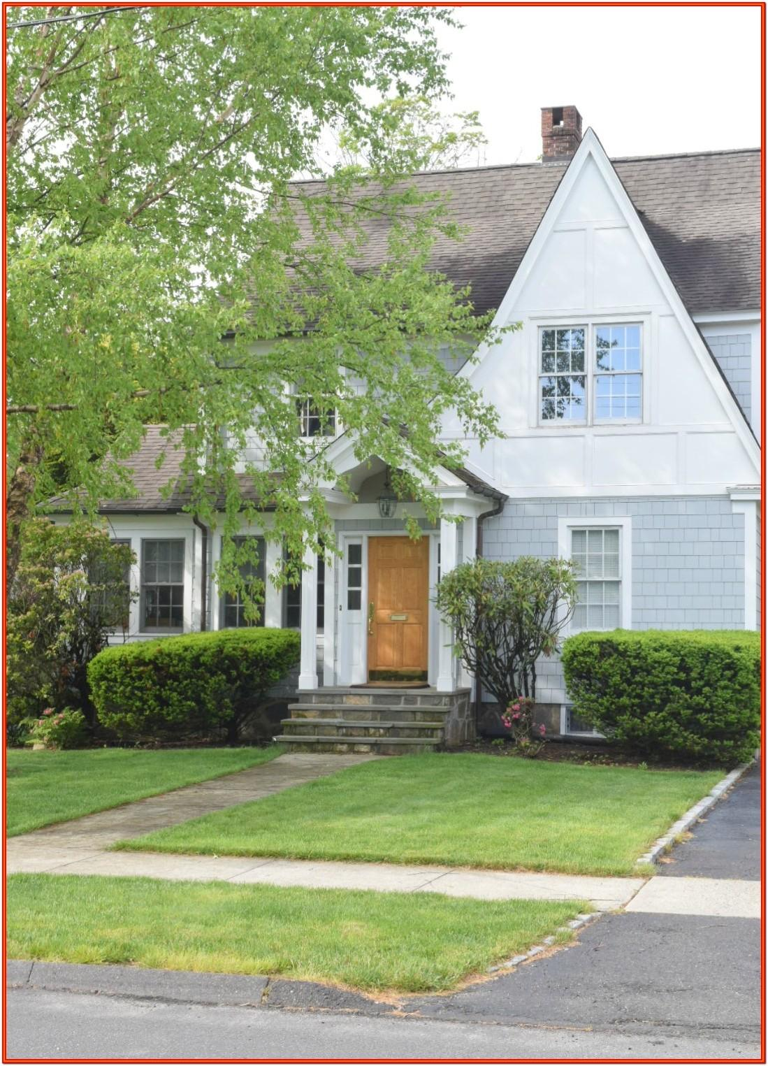 New England Exterior Paint Colors