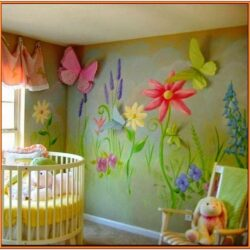 Newborn Baby Painting Ideas