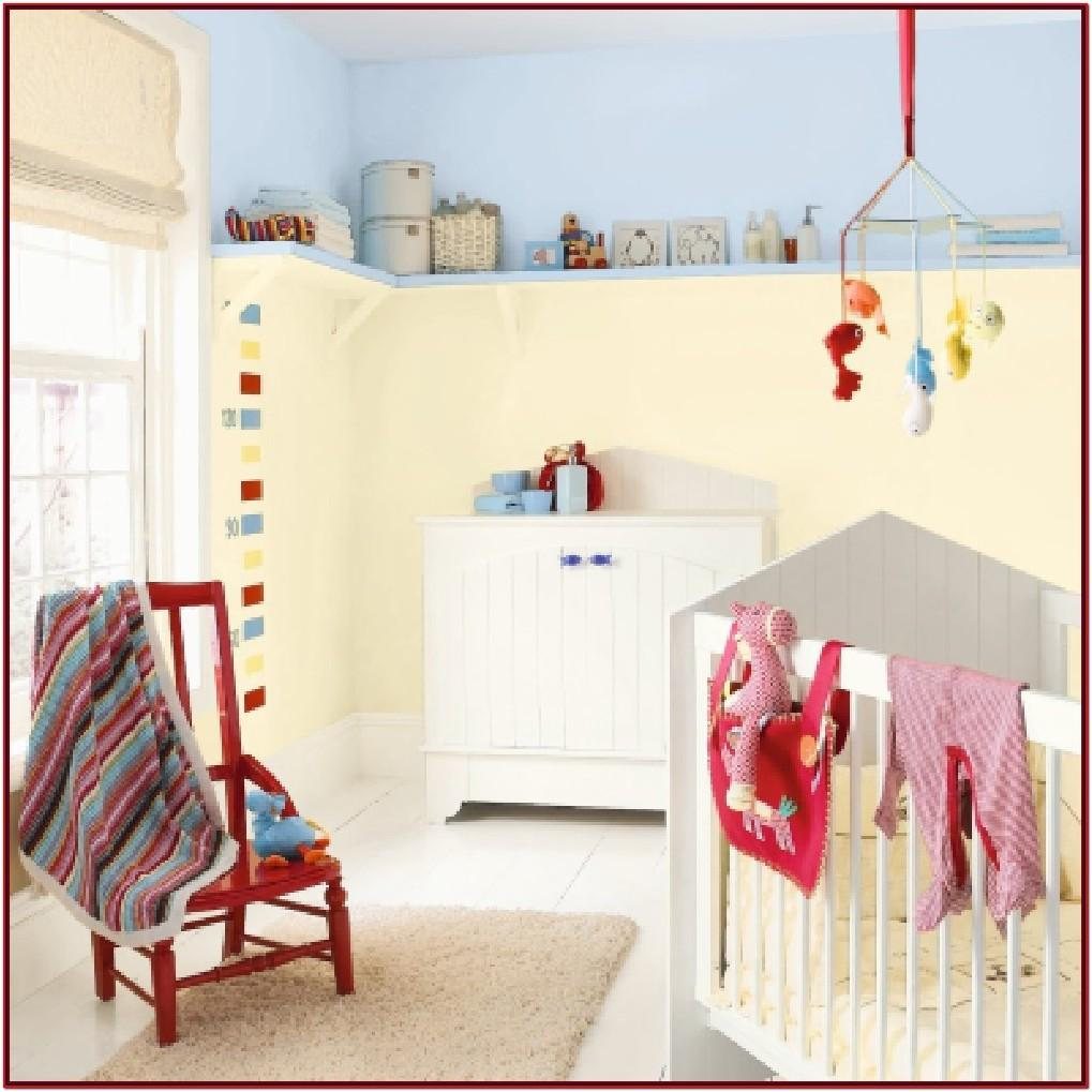 Nursery Paint Ideas Uk