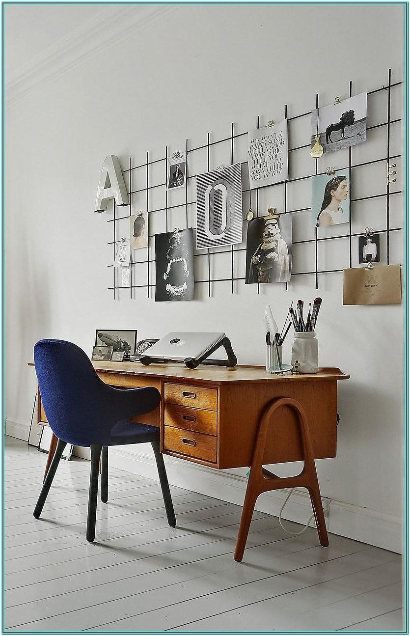 Office Desk Painting Ideas