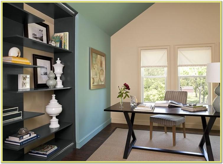 office interior paint color ideas