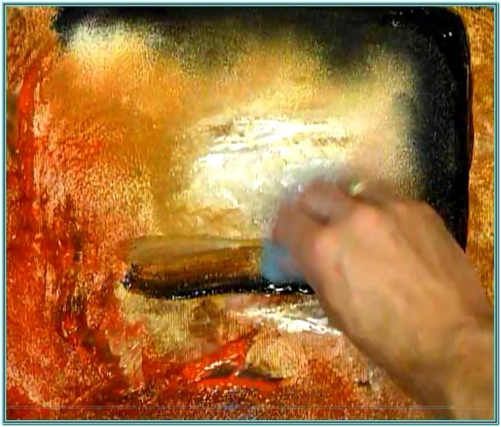 Oil Painting Background Ideas