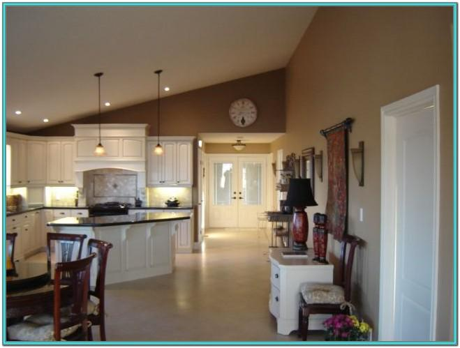 Open Floor Plan Paint Color Ideas
