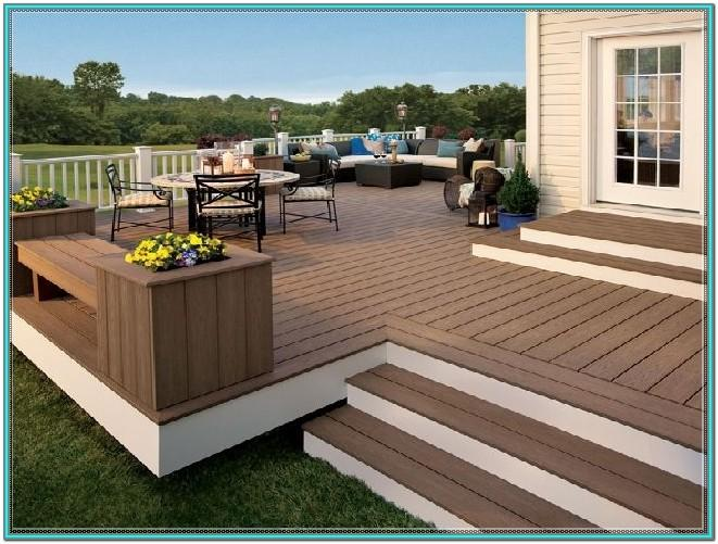 Outdoor Deck Paint Ideas