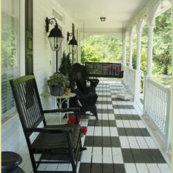 Outdoor Patio Paint Ideas