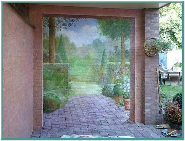 Outside Wall Paint Ideas