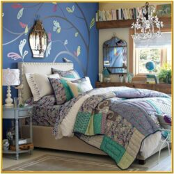 Paint Colors For Teenage Girl Bedrooms