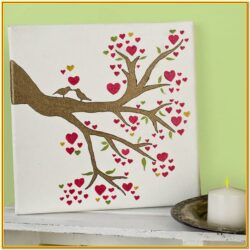 Paint Craft Ideas Easy