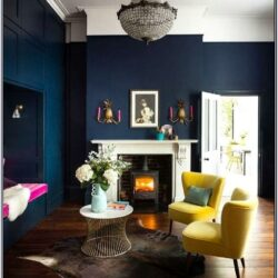 Paint Ideas For Living Room Blue