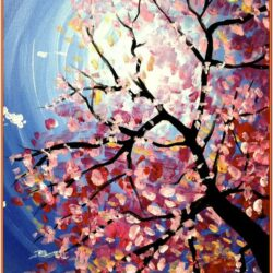Paint Nite Ideas Spring