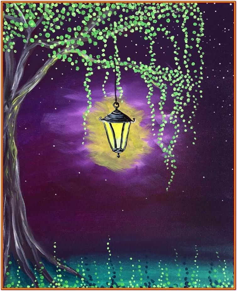 Paint Nite Picture Ideas