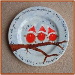 Paint Your Own Pottery Christmas Ideas