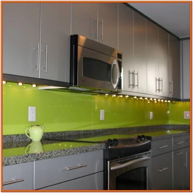 Painted Backsplash Images