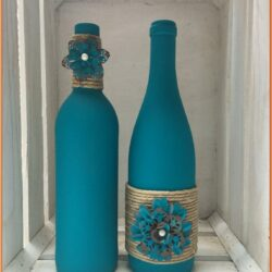 Painted Bottle Ideas