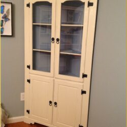 Painted Dining Room Hutch Ideas