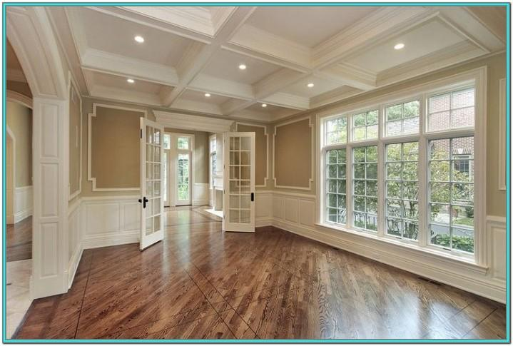 Painted Interior Trim Ideas