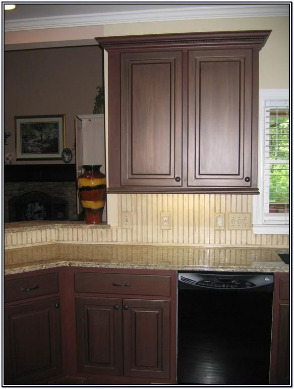 Painted Kitchen Cabinets Ideas Pinterest