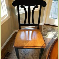 Painted Kitchen Chair Ideas