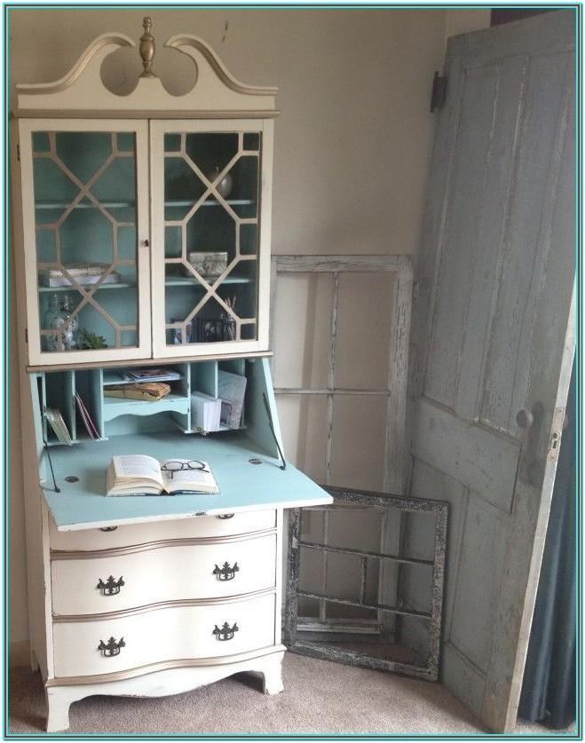 Painted Secretary Desk Ideas