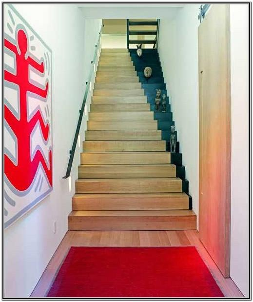Painted Stairs Ideas Design