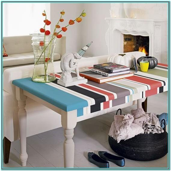 Painted Table Ideas