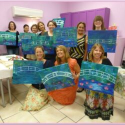 Painting Class Ideas For Adults