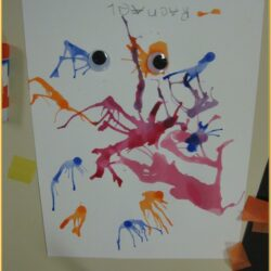 Painting Craft Ideas For Preschoolers