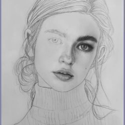 Pencil Portrait Ideas